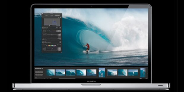Dünne MacBooks mit Retina-Display kommen