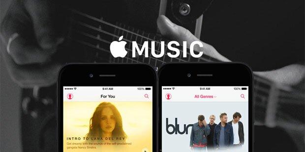 Apple Music hat 6,5 Mio. Abo-Kunden