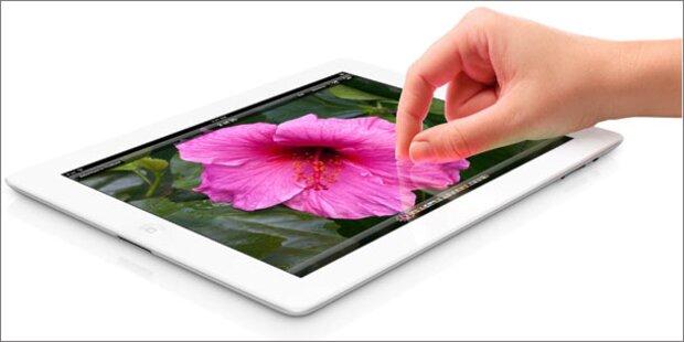 Neues iPad startet doch schon am 16. März