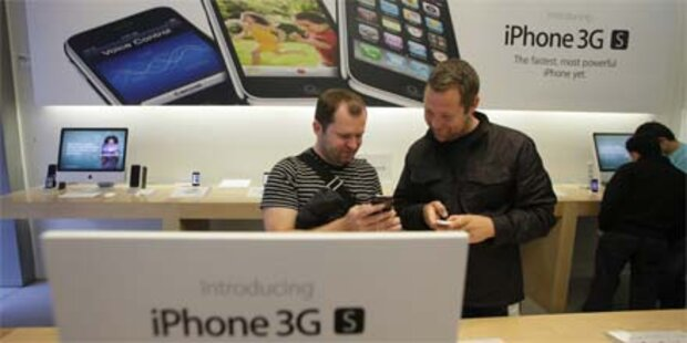 Apple löst Microsoft als Nummer eins ab