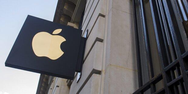 Apple-Store in Paris ausgeraubt