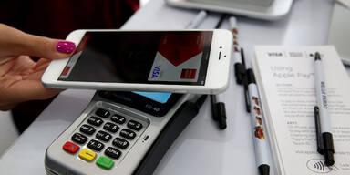 Handy-Bezahlen vor Durchbruch?