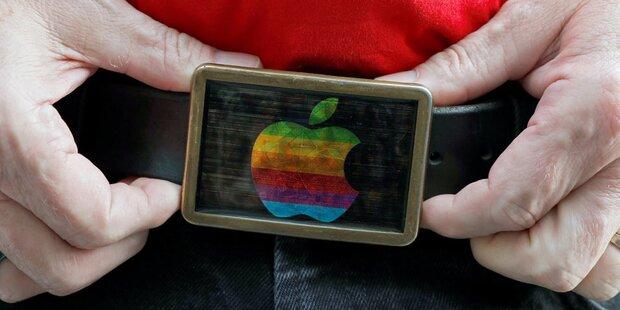 Apple erstmals über 800 Mrd. Dollar wert