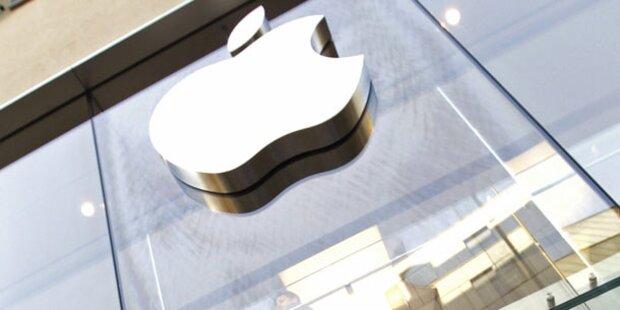 Klage: 83-Jährige lief gegen Apple-Glastür