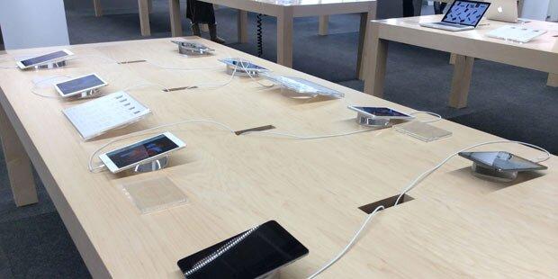 Apple verkauft wieder in Russland