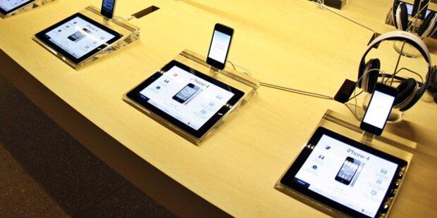 Kommt ein Mini-iPad mit 7,85 Zoll-Display?