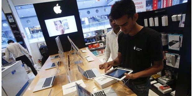 Apple Stores bald als Marke geschützt