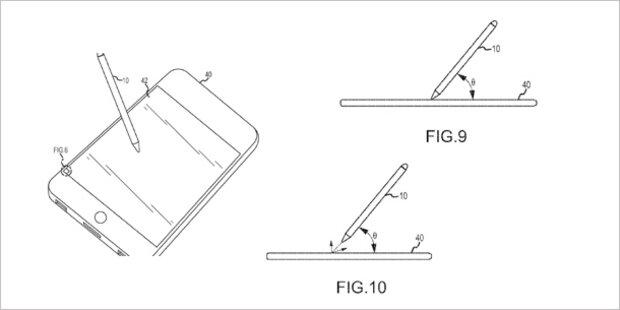 Apple-Patent für optischen Stylus