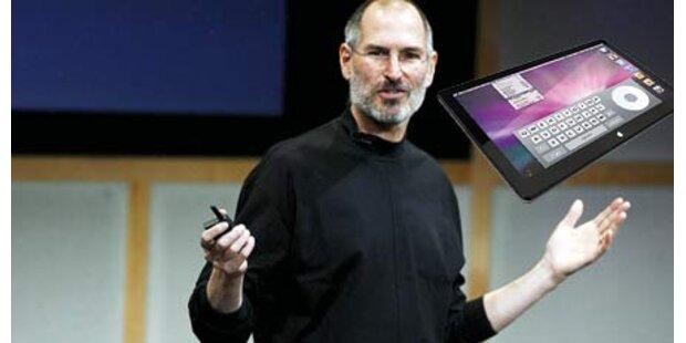 Apple bringt Tablet-Computer