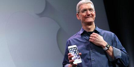 iPhones künftig mit eigenen Apple-Modems