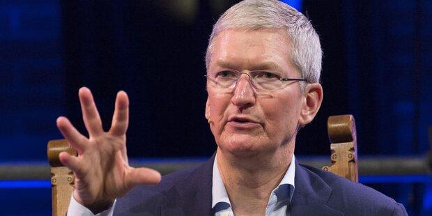Worauf der Apple-Chef jetzt setzt