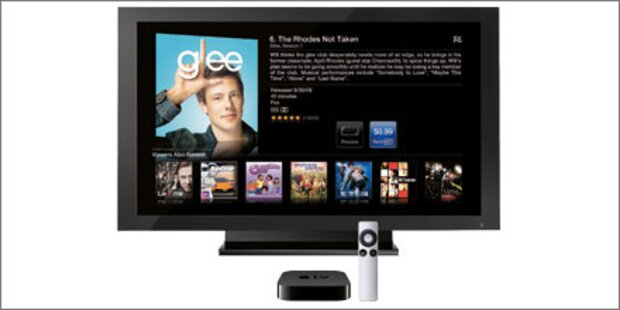 Neues Apple TV auf Rekordkurs