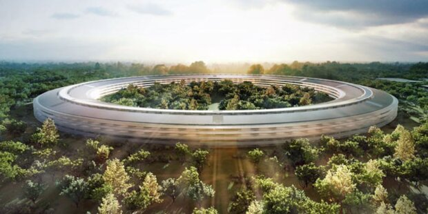 VIDEO: Apple-Ufo kostet 2 Milliarden mehr