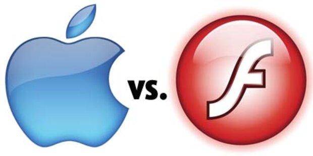 Adobe will gg. Apple gerichtlich vorgehen