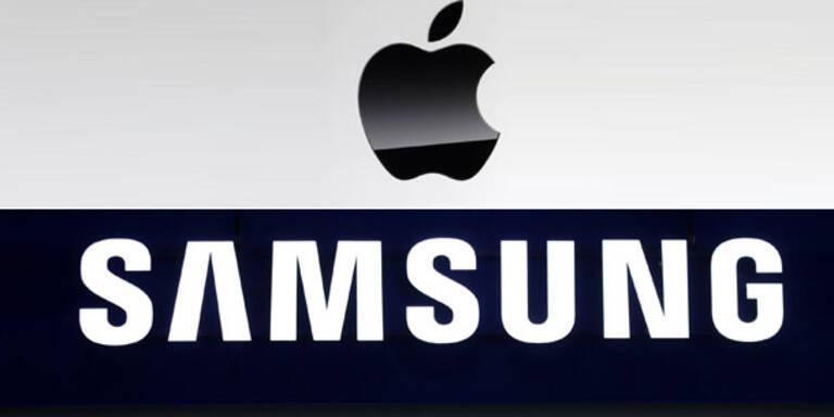Apple verklagt Samsung auch in Südkorea