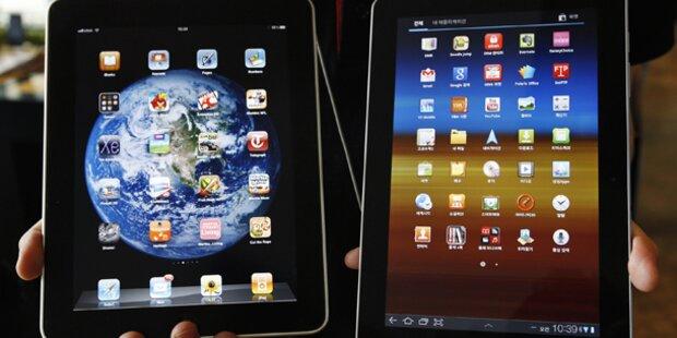 Neue Apple-Klage gegen Samsung