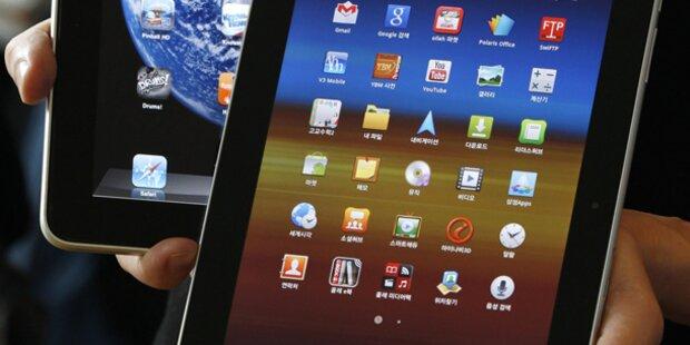 Samsung geht gegen Galaxy Tab-Stopp vor