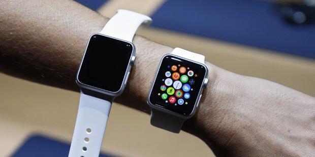 Apple Watch: Lange Laufzeit dank Trick