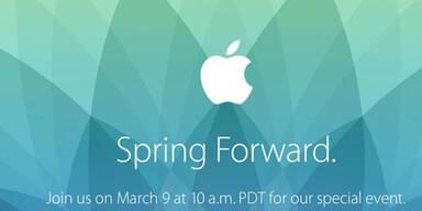 Apple Watch: Apple stellt die Uhr vor