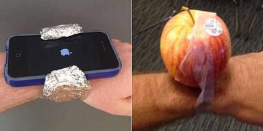 Apple Watch: So lacht das Internet
