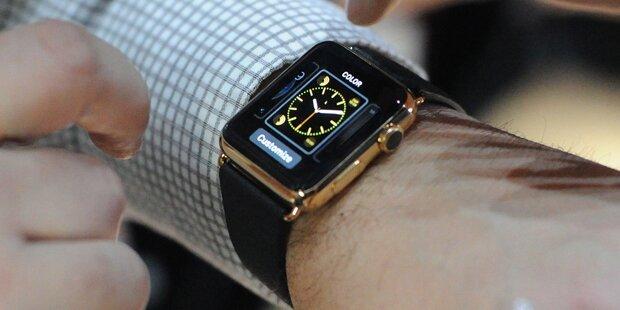 Strafe wegen Apple Watch am Steuer
