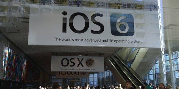 Apple stellte neue MacBooks und iOS 6 vor