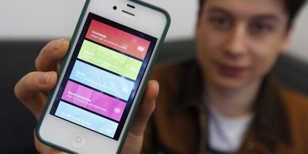 Apple und Yahoo prüfen Allianz