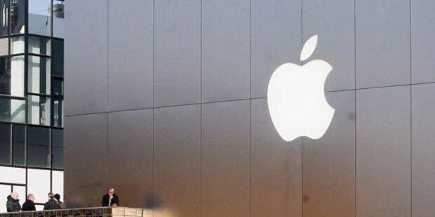 Apple beschwert sich über Motorola bei EU