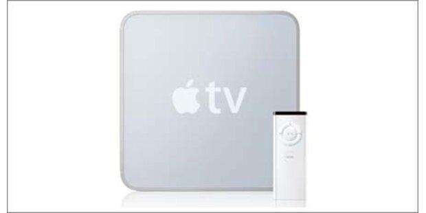 Apple plant Einstieg am US-Fernsehmarkt