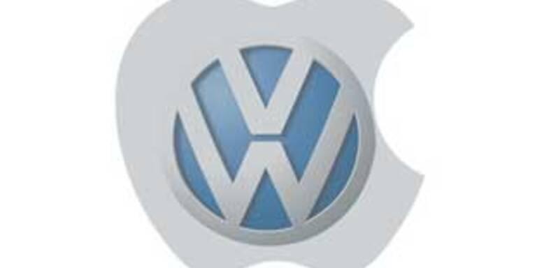 Apple und  VW planen iCar