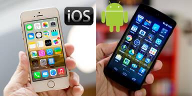 iOS-Apps beliebter als Android-Anwendungen