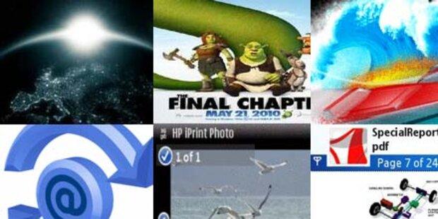 Geniale Apps aus dem Nokia Ovi Store
