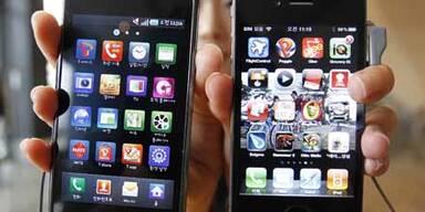 Schnüffelalarm bei Smartphone- Apps