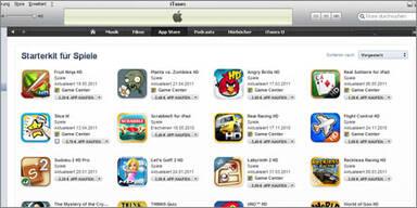 Halbe Million Apps im Apple App Store