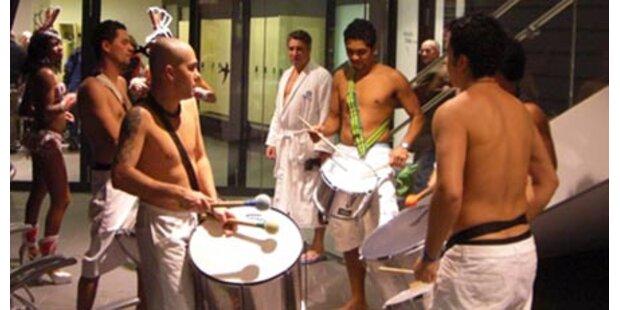 Fohnsdorf sucht die Sauna-Stars