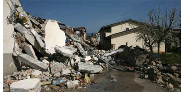 Italien zittert vor neuem Horror-Erdbeben