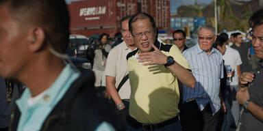 Aquino Philippinen Haiyan