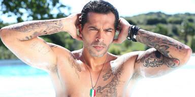 Bachelorette-Kandidat Aurelio