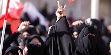 Bahrain Proteste