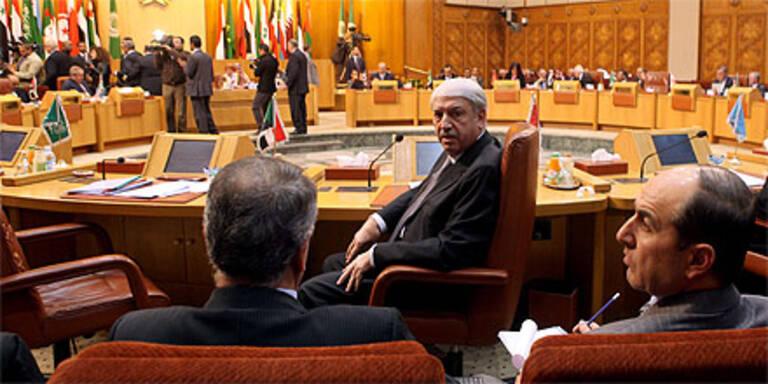 Arabische Liga für Flugverbot über Libyen