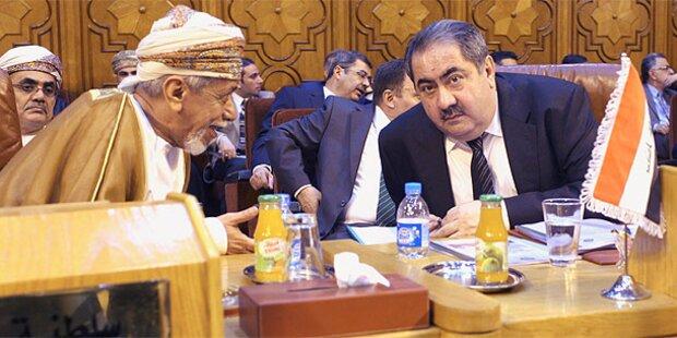 Arabische Liga erkennt Syriens Opposition an