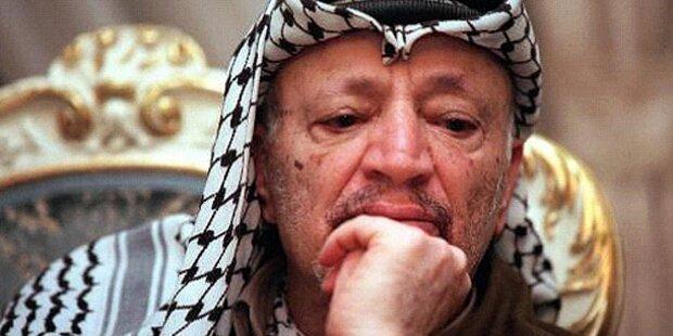 Arafat wurde doch nicht vergiftet