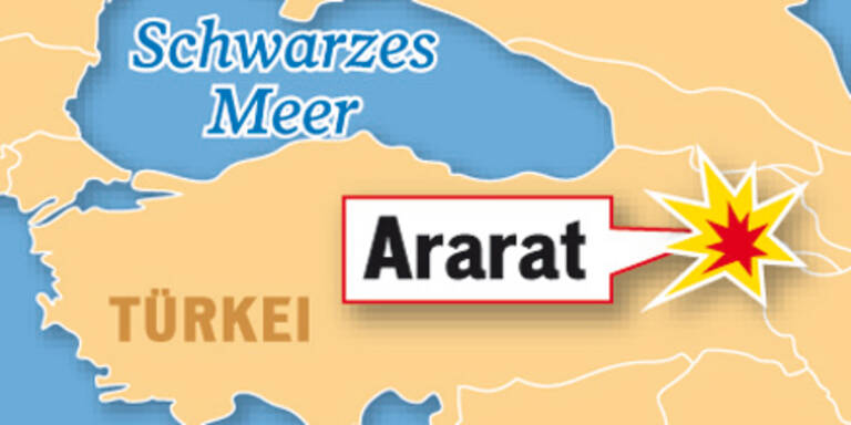 Türkei: Österreicher fast erfroren