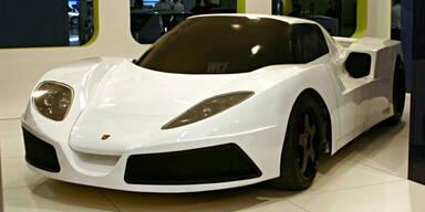 Arash AF10 soll Ferrari Enzo das Fürchten lehren