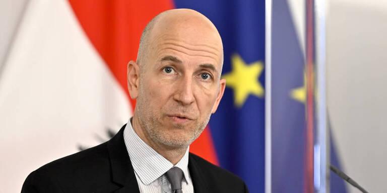 """Martin Kocher: """"Minister in 20 Minuten"""""""