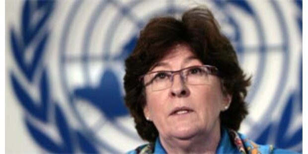 UNO-Hochkommissarin für Menschenrechte tritt ab