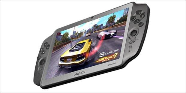 Archos bringt PS Vita und 3DS-Gegner