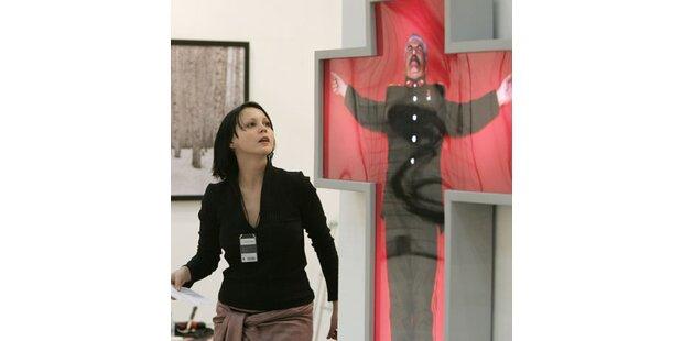 Polarisierende Kunst: Arco-Messe in Madrid startet
