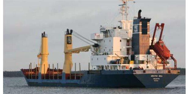 Arctic Sea: Steckt Este hinter Kaperung?