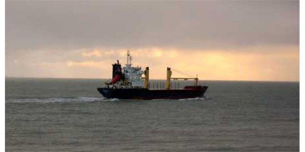 Kein Waffenschmuggel auf der Arctic Sea